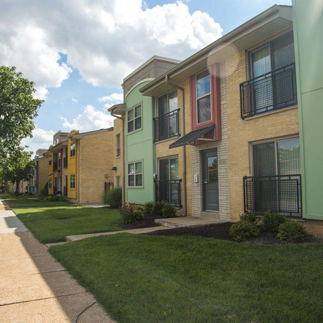 Apartment Companies: Southtown Apartments: Renovation