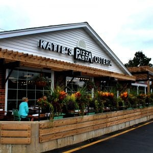 Katie's Pizza, Town and Country